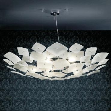 Светильник потолочный FlorianLight KB 80 WHITE