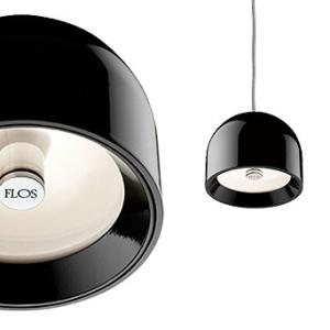 Светильник декоративный Flos WAN S NRO F9560030