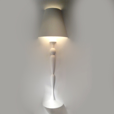 Светильник декоративный Flos ABAJOURD´HUI LARGE QT-32 1x150W SA.5000.1