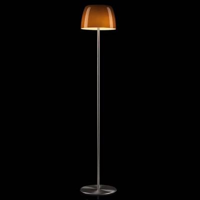 Светильник напольный Foscarini LUMIERE 05 LETTURA AMBRA LUCIDO 026014 52
