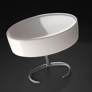 Светильник настольный Esa 07 tavolo grande bianco