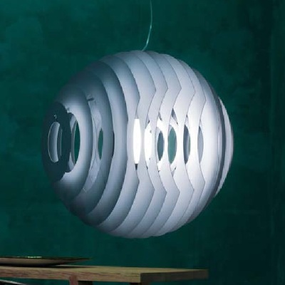 Светильник подвесной Foscarini SUPERNOVA XL SOSPENSIONE ALLUMINIO 102007SP7 20