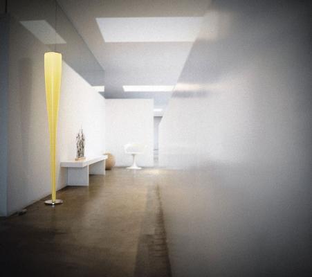 Светильник напольный Foscarini MITE TERRA GIALLO 111003 55