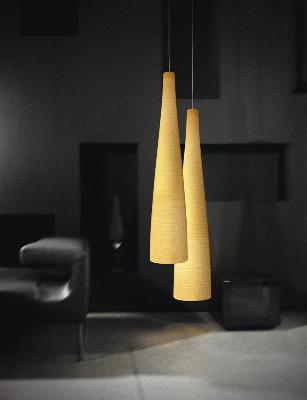 Светильник подвесной Foscarini TITE 1 SOSPENSIONE GIALLO 111017 55