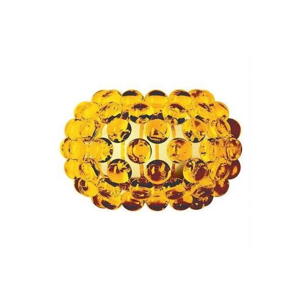 Светильник настенный Foscarini CABOCHE PICCOLA PARETE GIALLO ORO 138025 52