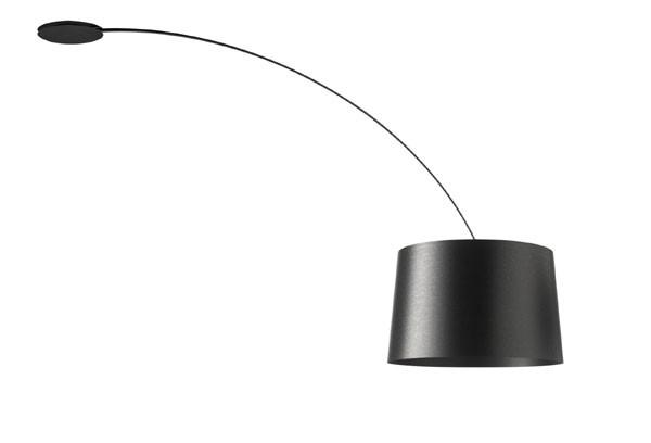 Светильник потолочный Foscarini TWIGGY SOFFITTO NERO 159008 20