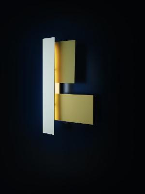Светильник настенный Foscarini FIELDS PARETE (80W+54W+39W) BIANCO 174005 10