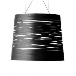 Светильник подвесной Foscarini TRESS GRANDE SOSPENSIONE NERO 182007 20