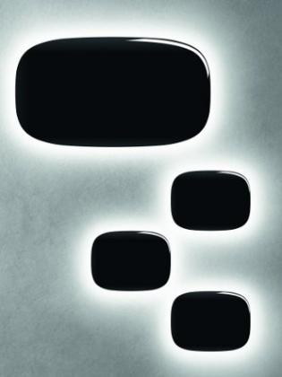 Светильник настенный Foscarini TIVU GRANDE PAR./SOFF. NERO 207005 20