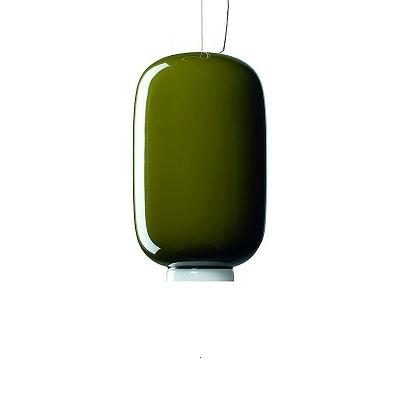 Светильник подвесной Foscarini CHOUCHIN 2 SOSPENSIONE VERDE 210072 40