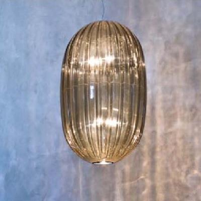 Светильник подвесной Foscarini PLASS SOSPENSIONE GRIGIO 2240071 25
