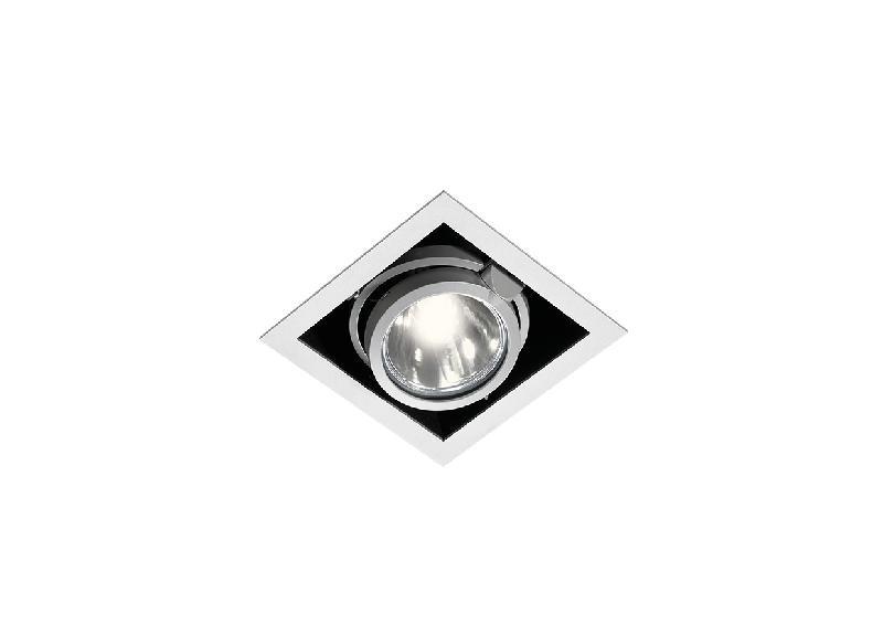 Светильник встраиваемый Intra Lighting 3110131005 HUNTER SPOT RVS1-CFL 1X70w HIT-CRI G8.5