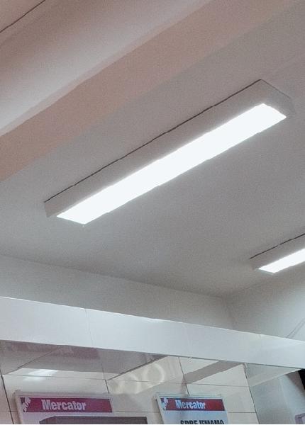 Светильник потолочный Intra Lighting 2166625821