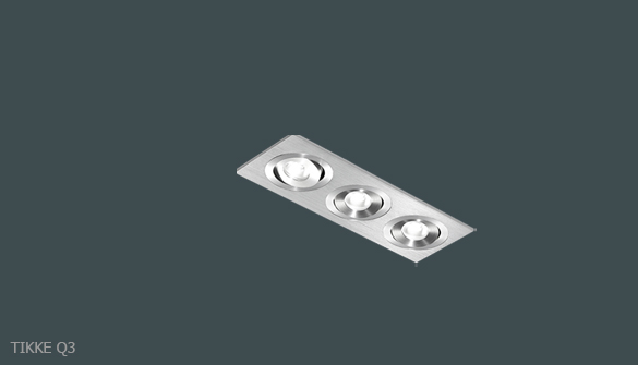 Светильник Intra Lighting 9310000306 TIKKE Frame Q3