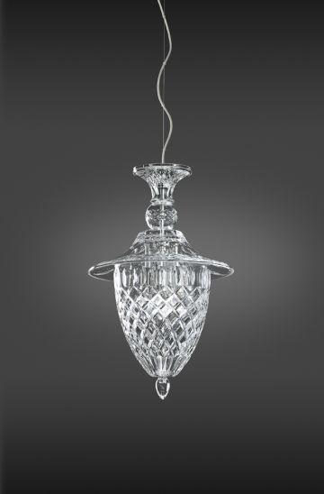 Светильник потолочный Italamp 205/4 cristallo/C