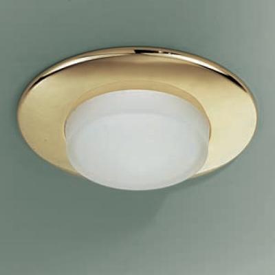 Светильник встраиваемый Itre SD 505 dorato/cristallo satinato GU5.3