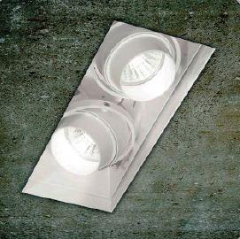 Светильник встраиваемый Itre SD 602 nero GU5,3