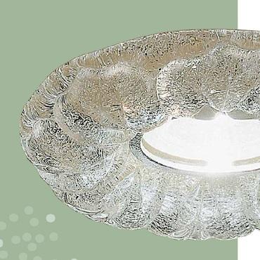 0201310363907 Leucos Modo Светильник встраиваемый SIRIO F 1х50W D16 H3 белый/кристальный с обраб