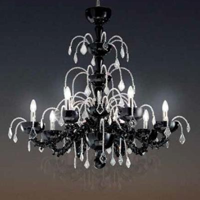 Светильник потолочный 0209009013801 Leucos Modo COUTURE L8 NERO