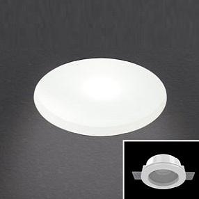 0301402363507 Leucos Studio светильник встраиваемый SD 087V, D 9/13см, 1x50W GU5,3, белый гипс