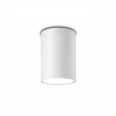 0302254360002 Leucos Studio светильник потолочный Dot, белый/белый, D 14см, Н max 30см,1х75W Hal