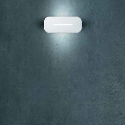 Светильник настенный 0305125525204 Leucos Studio LOFT SMALL PARETE R7S BIANCO LUCIDO