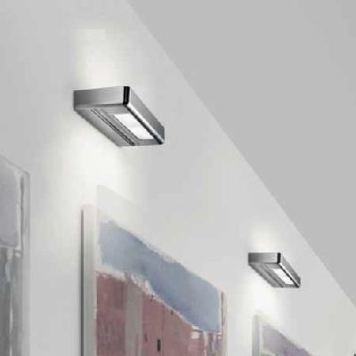0305131013549 Leucos Studio ONE 40 P LED 19W CROMO