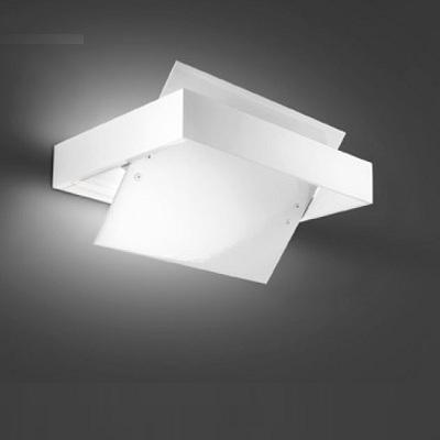 Светильник настенный0305315360009 Leucos Studio ALA PARETE PICCOLA BIANCO