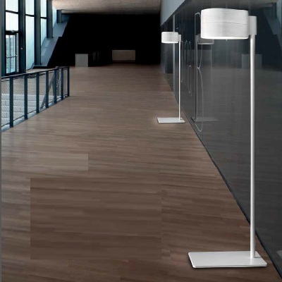 Светильник напольный 0308361363602 Leucos Studio WOOD FLOOR 172 BIANCO/BIANCO E27