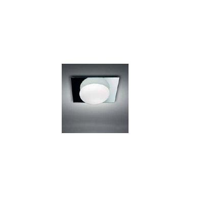 0404042362302 Leucos Studio Светильник настенно-потолочный Gio 30 P PL, матовый хрусталь, размер