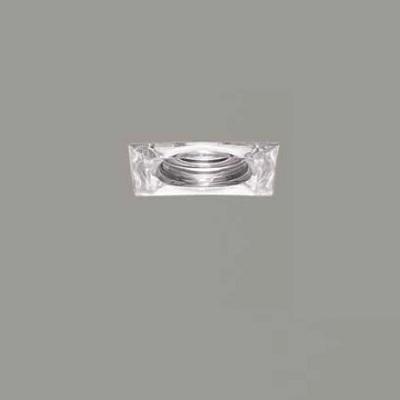 Светильник встраиваемый 0701137003407 Leucos Studio MIRA 2 INC GU5,3 12V CRIS TRASP SERIE 2000