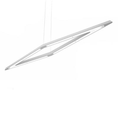 Светильник потолочный 0703368523449 Leucos Studio FLECHA S LED BIANCO LUCIDO