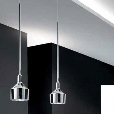 Светильник потолочный 0703373013349 Leucos Studio BEAMER 17 S LED CROMO/ARGENTO