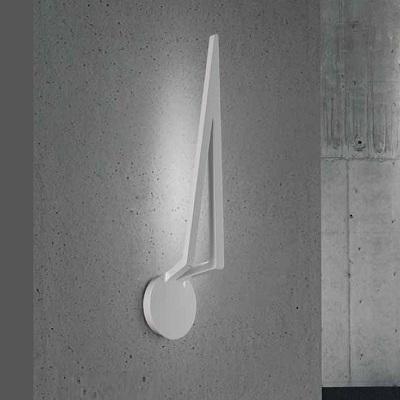 Светильник настенный 0704368523449 Leucos Studio FLECHA P-PL LED BIANCO LUCIDO