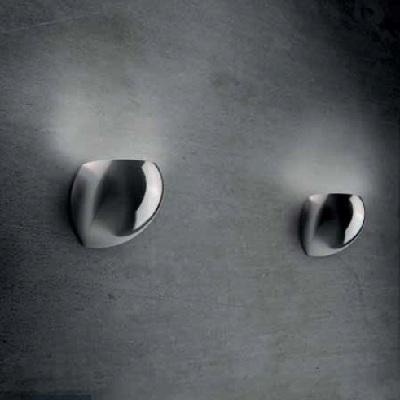 0705073003609 Leucos Idea браGolf P1 белое матовое стекло, 17х17х16см, 1х60W G9