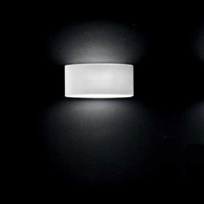 Светильник настенный VITTORIA P2 R7S BIANCO SAT.BORCHIE CROMO