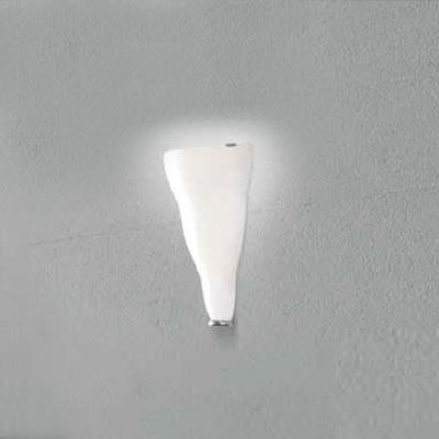 Светильник настенный VIVIA P19 E14 BIANCO SATINATO KIT CROMATO