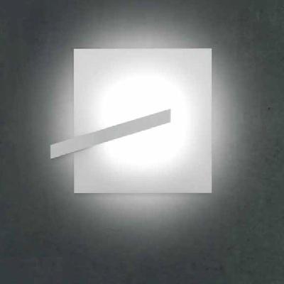 Светильник настенный OREVENTI P LED VT BIANCO SAT.STR.BIANCO DIM