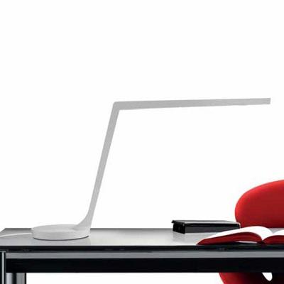 Светильник настольный 0706368523449 Leucos Studio FLECHA T LED BIANCO LUCIDO