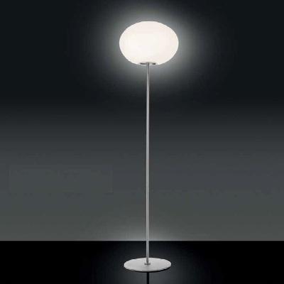 Светильник напольный SPHERA TR2/182 E27 BIANCO SAT. CROMO