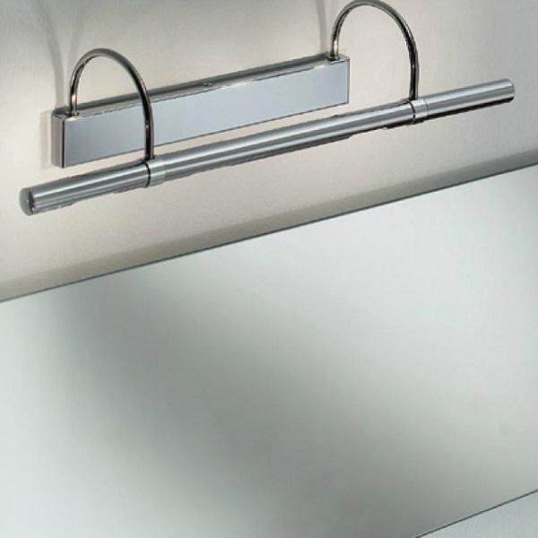 "3655 LineaLight ""Bathroom&MuchMore"" бра, 58х15см, хром, 4хG9 25W 230V"