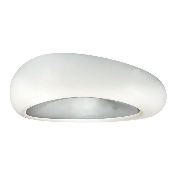 7471 LineaLight Светильник потолочный Dunia, белый плафон, 617х838мм, H 340мм, 3xЕ27 24W