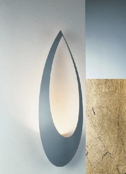 Светильник настенный Lumen Center Italia Blum foglia oro (BLU130)