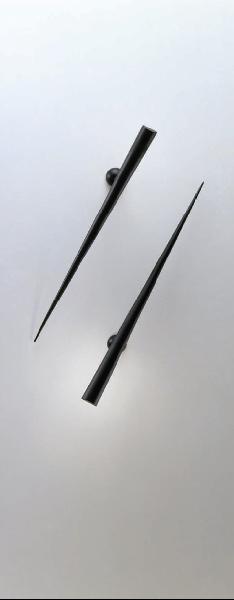 Светильник настенный Lumen Center Italia Trylon nero (TRYA1029)