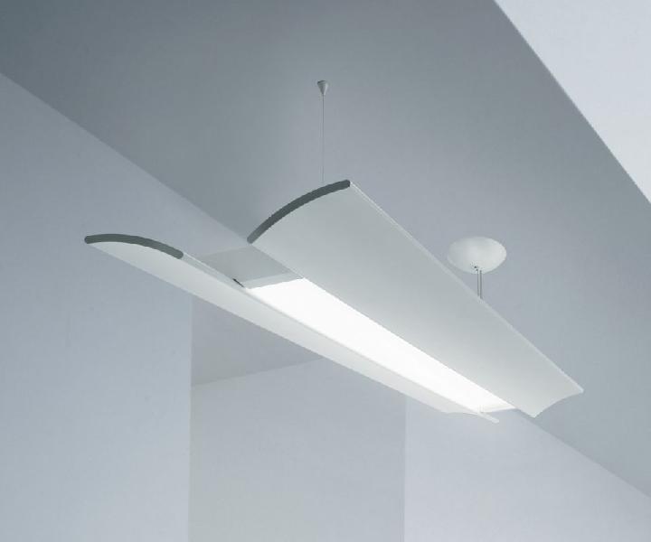 Luxit Светильник подвесной Alary suspensione 2x54W grey(F504110027)