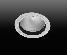 Luxit Светильник встраиваемый XT-230/Spot round 35/70W white