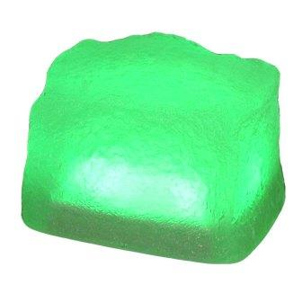 СветильникLX116215,Glam green, frosted,12V,0.24W 85x70x50
