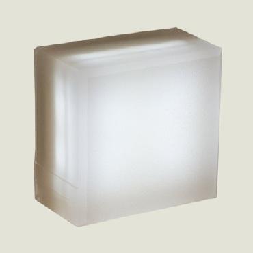 Светильник LX217322 Alfa white, matt ,12V,0.84W 98x98x57
