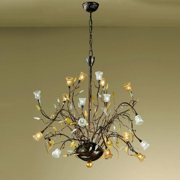 Светильник подвесной M.M.Lampadari 6092/12 V1788