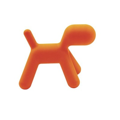 Puppy small orange 1001C (MT50)
